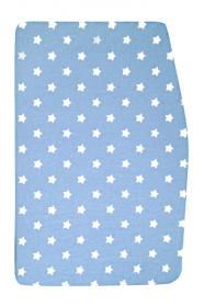Podsedák modrý s hvězdičkami na chytrou židli Sedees