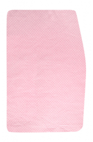 Podsedák růžový s minipuntíky na chytrou židli Sedees