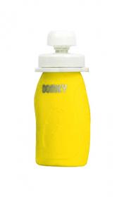 Plnitelná silikonová kapsička - žlutá