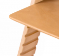 Detail - dětská jídelní židlička Sedees