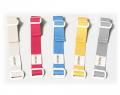 Barvy středového popruhu k chytré jídelní židličce Sedees