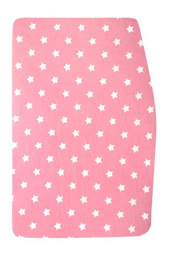 vyřazeno-Podsedák růžový s hvězdičkami na chytrou židli Sedees