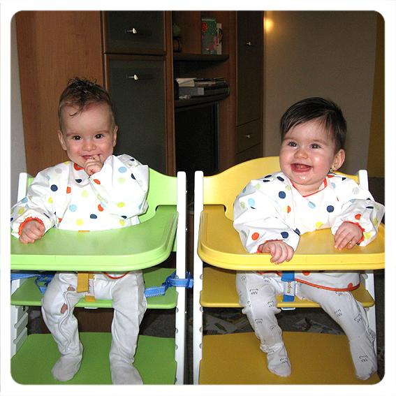 Dvojčátka Pavlík a Elenka
