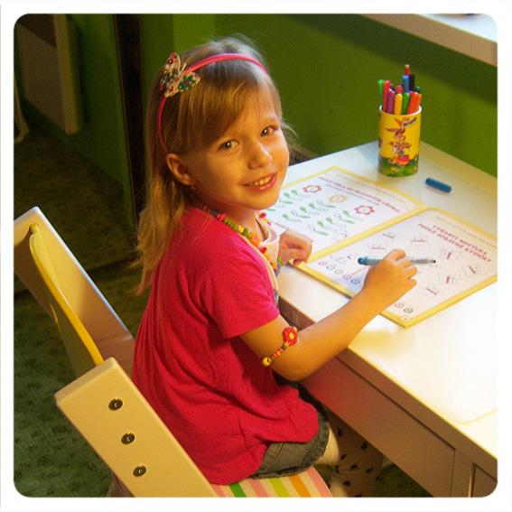 Malá slečna Elen - 4,5 roku