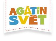 www.agatinsvet.cz - svět kreativních hraček a her