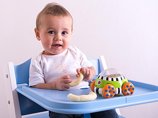 Dětské dřevěné jídelní židličky Sedees 2v1 spultíkem